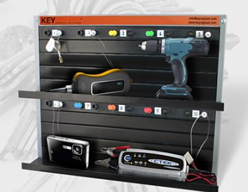 Tools and Keys Management System - Key Vigilant